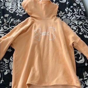 underarmour sweatshirt youth medium